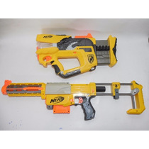 Lote 2 Pistolas Nerf Firefly Recon 71-45cm E226