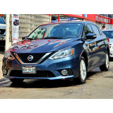 Sentra 2017  Advance  Tm6  Factura De Agencia  Unico Dueño!!