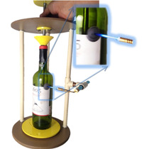 Cortadora Botellas Vidrio Con Mini Soplete De Precisión