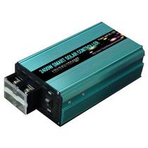 Regulador/conrolador De Voltje, 100 Amperes, 12-24v, Solar