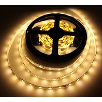 Tira Leds 5630 Blanco Calido Maxima Iluminacion Casa Auto