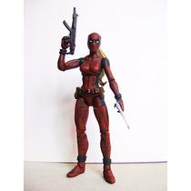 Lady Deadpool Corps Marvel Legends Custom Hasbro Panther