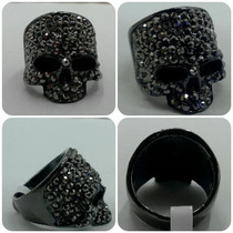 Anillo Antrax Calavera Punisher Chino Antrax Original