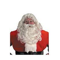 Barba Y Peluca De Santa Claus, Navidad, Envio Gratis