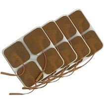 (4) - 4 / Packs = (16) Total Electrodos - Tan Cloth. (4) - 4