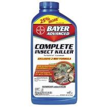 Bayer Advanced 700270 Insecticida De Suelos Y Turf Concentra