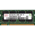 Memoria Ram 2gb Ddr2 Pc2-6400s Sodimm Laptop Macbook Y Pc