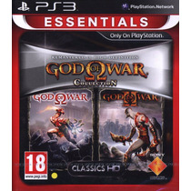 God Of War Collection (en Español) [físico] - Ps3 Fgk