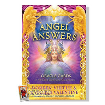 Oraculo Angel Answers - Doreen Virtue - 44 Cartas Y Folleto