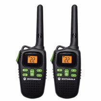 Radios Motorola 32km (20 Millas) Md200 22 Canales Escaneo