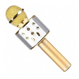 Hopemob Microfono Inalambrico Karaoke Con Bocina Bluetooth