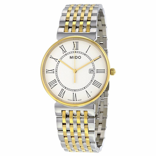 48892eb40687 Reloj Mido Para Caballero M0096102201300 Bicolor Swiss Made  en ...