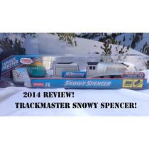 Trackmaster Thomas Y Amigos Spencer Snowy