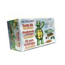 Acuario Kit Tortugas Nutrafin +kota