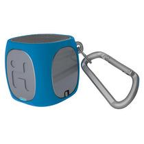 Ihome Mini Altavoz Recargable Bluetooth - Azul