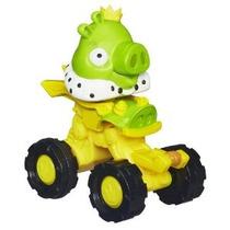 Héroes Playskool Angry Birds Go! Rey Cerdo Basher