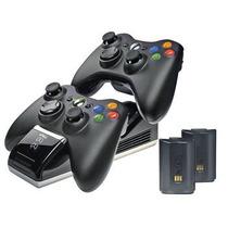 Nyko Charge Base 360 S For Xbox 360 - Mundo 9