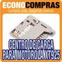 Centro De Carga Para Motorola Rarz Hd Xt925 100% Nueva