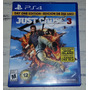 Cambio Vendo Just Cause 3 Play Station 4