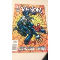 Comic En Ingles Marvel The New Spiderman Vs Venom No. 1