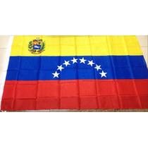 Bandera Venezuela 150x90cm. Banderas Del Mundo Y Temáticas