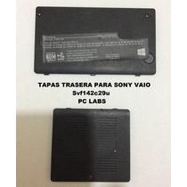 Tapas De Disco Duro Y Memoria Para Sony Vaio Svf142c29u