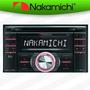 Nakamichi Japón Autoestereo Desmontable Na780 Cd Mp3 Usb 2d