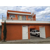 Ixtapaluca - Excelente Casa Con 2 Departamentos. 8 Recámaras