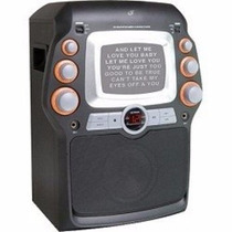 Máquina De Karaoke Gpx Jm332b