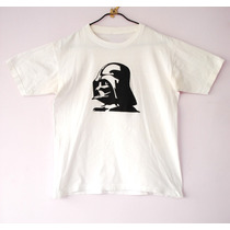 Playera Darth Vader Star Wars Las Mejores Calidad Tee Hm4
