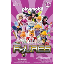 Playmobil 6841 Sobre Sorpresa Serie 10 Niñas Reina Retromex