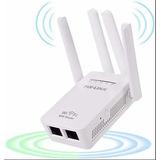 Pix Link - Amplificador De Señal Wifi Inalámbrico (300 M)