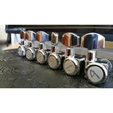 Fender Schaller Chrome Locking Tuners Strat Tele Envio Incl