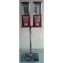 Máquina Chiclera Eagle Para Chicle Y Dulce Granel Vending