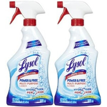 Lysol Multi-purpose Cleaner W / Peróxido De Hidrógeno - Citr