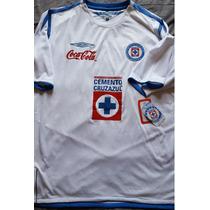 a32e7632a Uniformes Jerseys Clubes Nacionales Cruz Azul con los mejores ...