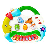 Hf Piano Musical Luna Animal Juguetes Infantil Sonido 169471