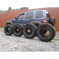 Llanta 265/75 R16 4x4 Offroad Mud Terrain Claw Jeep Env Grat