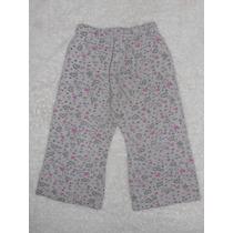 Hanes! Pantalón Gris De Pants, Diseño De Corazones, 2 Años