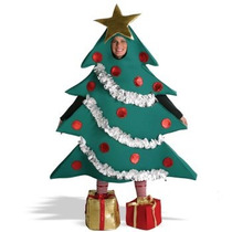 Disfraz De Arbol, Pino De Navidad, Para Adultos Envio Gratis