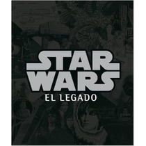 Star Wars El Legado Libro Set C/ 2 Cds Y 50 Coleccionables!