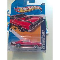 Hot Wheels De Coleccion 2012 68 Dodge Dart Bvf