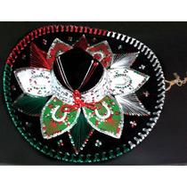 Sombrero Charro De Lujo