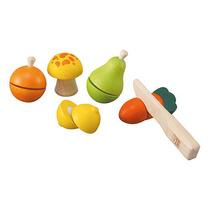 Plantoys De Frutas Y Verduras Juego Set