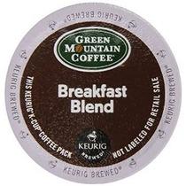 Green Mountain Coffee Breakfast Blend, Keurig K-cups, 72 Cou
