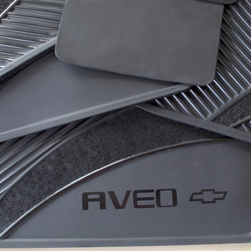 Tapetes Originales Chevrolet Aveo 2011-2018 Envio Gratis! Foto 5