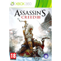 Assassins Creed 3 - Iii - Xbox 360 Usado