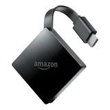 Amazon Fire Tv (3rd Generation) De Voz 4k 8gb Negro Con Memoria Ram De 2gb