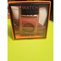 3 En 1 Correa Piel Apple Watch Extensible Cuero Iwatch