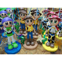 Centro De Mesa Toy Story, Fiestas Infantiles, Recuerdos